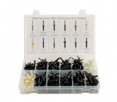 36038 Assorted Plastic Rivets 235 Pieces